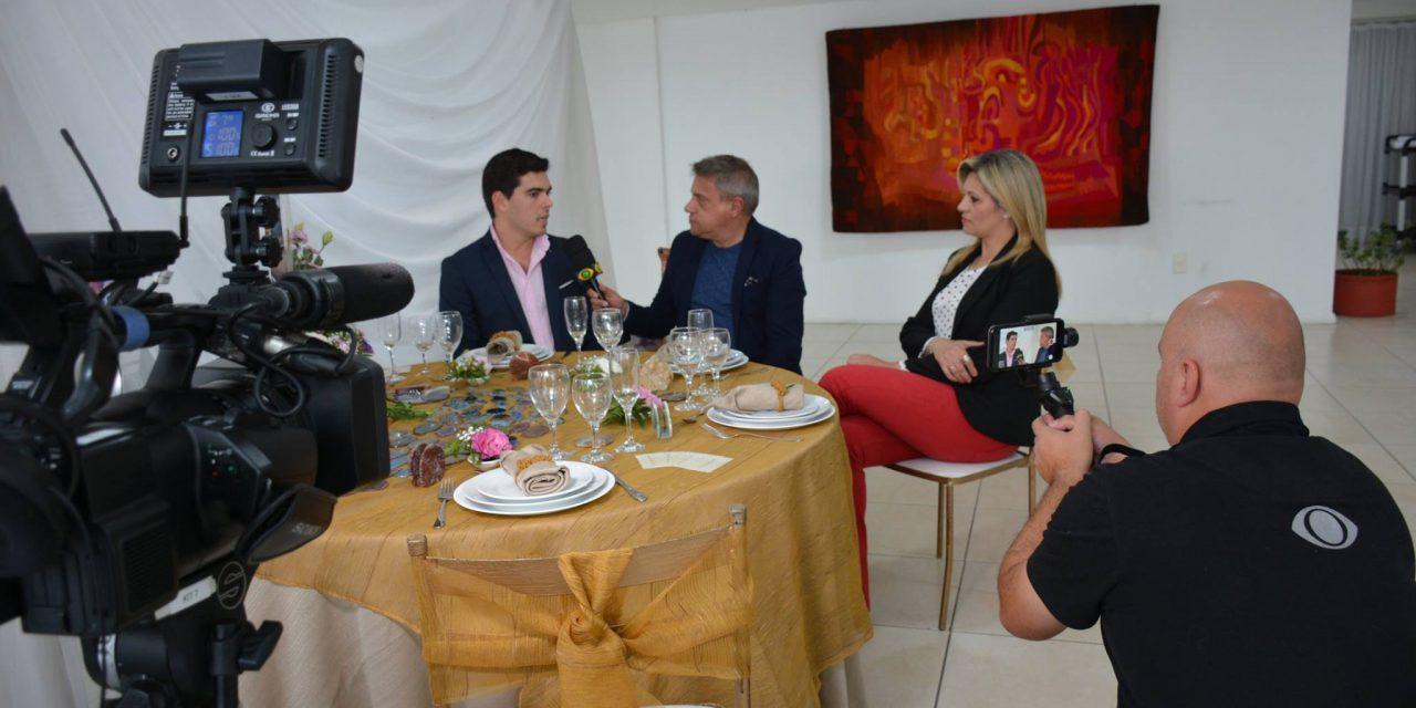 EQUIPO DE LA BAND TV REALIZA UN ESPECIAL DEL DEPARTAMENTO DE ARTIGAS
