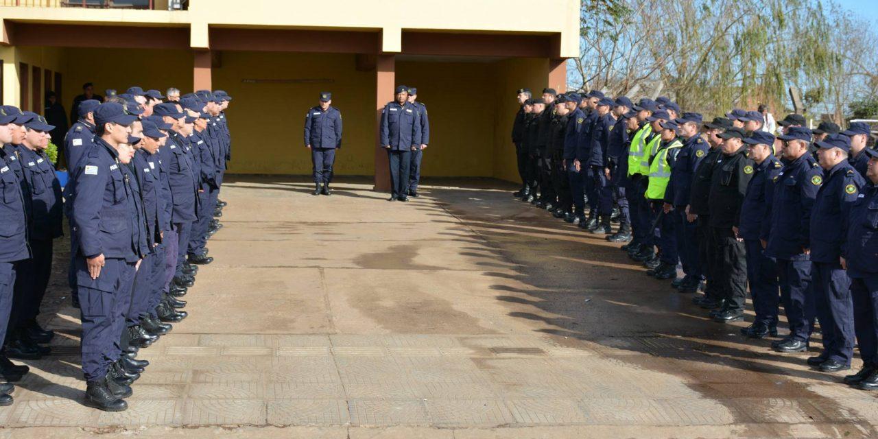 SE PRESENTÓ LA NUEVA DIVISIÓN POLICIAL DE ARTIGAS