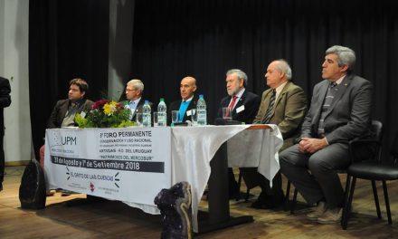IMPORTANTE FORO SOBRE LAS PROBLEMÁTICAS DE LAS CUENCAS DEL RÍO URUGUAY EN ARTIGAS