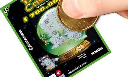 UN ARTIGUENSE COMPRÓ UNA RASPADITA DE $20 Y GANO $700.000