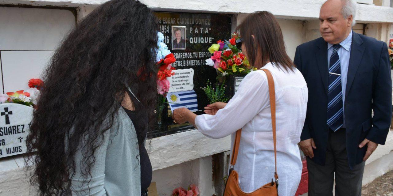 EN EL DÍA INTERNACIONAL DE LA MÚSICA FUE HOMENAJEADO «CARLOS»PATA» CARDOZO
