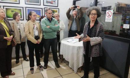 SE PRESENTÓ LA MUESTRA ANUAL DEL FOTO CLUB ARTIGAS