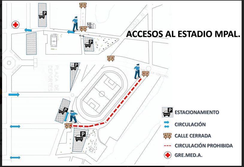 OPERATIVO DE SEGURIDAD PARA EL SHOW DE MARTINHO DA VILA