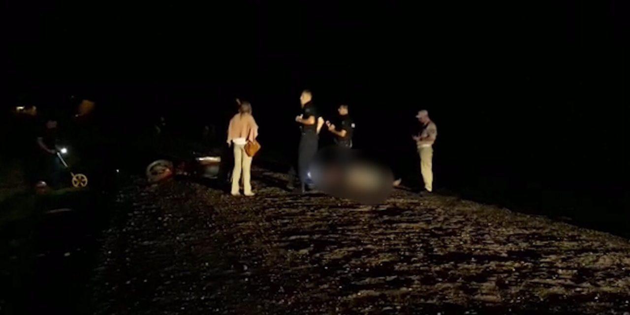 MOTOCICLISTA PIERDE LA VIDA TRAS IMPACTAR CONTRA UN CABALLO