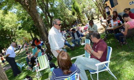 MILES DE PERSONAS PARTICIPARON DE LA FIESTA MUNICIPAL EN CAMPING DEL CDA