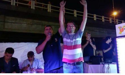 MILES DE PERSONAS PARTICIPARON DEL SÚPER BINGO DE LA ESCUELA DE SAMBA RAMPLA