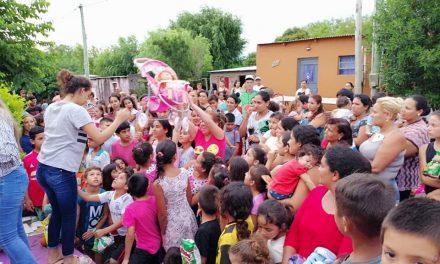 MUCHOS EVENTOS SOLIDARIOS POR REYES EN EL DEPARTAMENTO