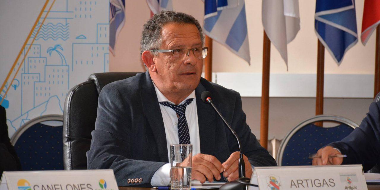 SESIONÓ EN FORMA EXTRAORDINARIA EL CONGRESO DE INTENDENTES