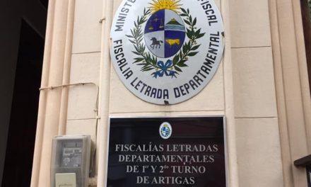 10 POLICIAS RETIRADOS Y UNO EN ACTIVIDAD CON SOLICITUD DE PROCESAMIENTO POR FRAUDE Y CONTRABANDO EN ARTIGAS