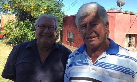 COMISIÓN DE VECINOS DE CENTRO POBLADO PINTADITO CONFORMES CON EL TRABAJO REALIZADO HASTA EL MOMENTO