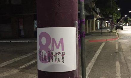FEMINISTAS ARTIGUENSES PREPARAN EL 8M