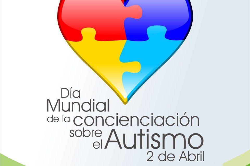 El 2 de Abril se celebra el DÍA INTERNACIONAL DE LA CONCIENCIACIÓN CON EL AUTISMO.