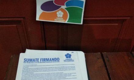 INTEGRANTES DE LA COMISION PRO PLEBISCITO  CONTRA LA INCLUSIÓN FINANCIERA ESTARÁN EN ARTIGAS