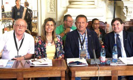 INTENDENTES CON INTENSA AGENDA EN CHILE