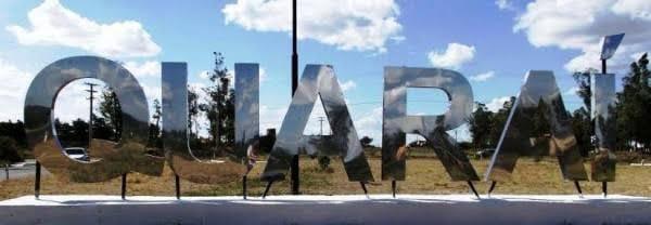 LA CIUDAD DE QUARAÍ CUMPLE 144 AÑOS