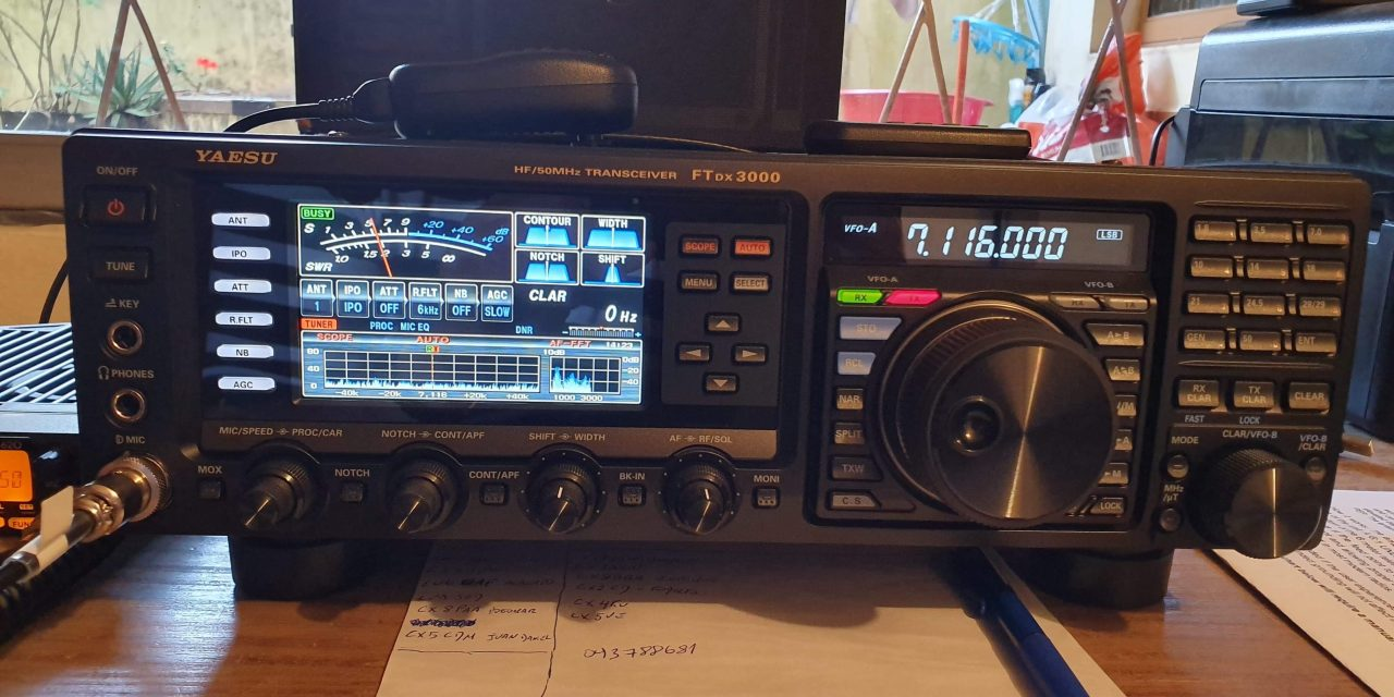 ESTE JUEVES SE CELEBRÓ EL DÍA MUNDIAL DEL RADIOAFICIONADO, EN ARTIGAS SON MÁS DE 50 LOS QUE UTILIZAN ESTE MÉTODO DE COMUNICACIÓN
