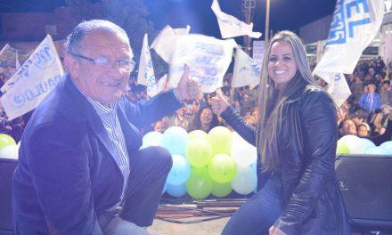 MULTITUDINARIO ACTO DE LA AGRUPACIÓN NACIONALISTA ARTIGAS ADELANTE