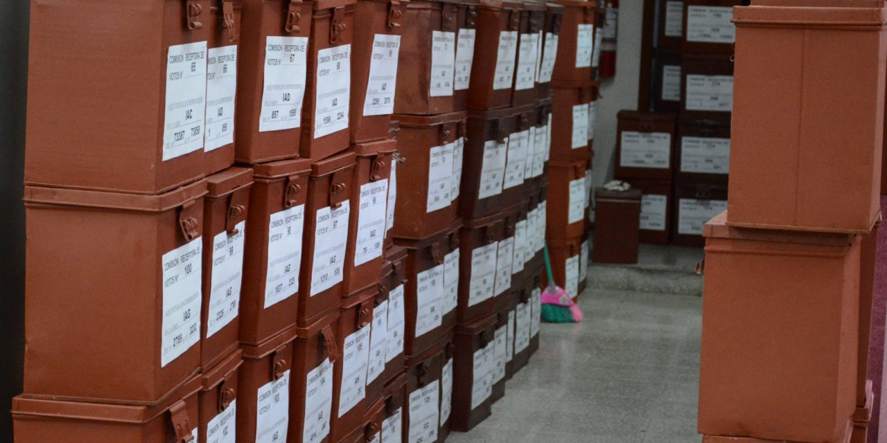 Hoy vence plazo para presentar hojas de votación en la Corte Electoral.