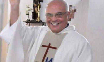 SE CUMPLEN 5 AÑOS DE LA MUERTE DEL SACERDOTE WILLIAM GADEA