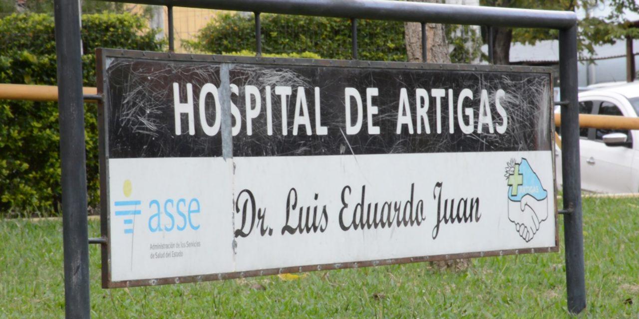 MINISTRO BASSO RECONOCIÓ LA FALTA DE DIALOGO ENTRE LOS FUNCIONARIOS Y LA DIRECCIÓN DEL HOSPITAL DE ARTIGAS