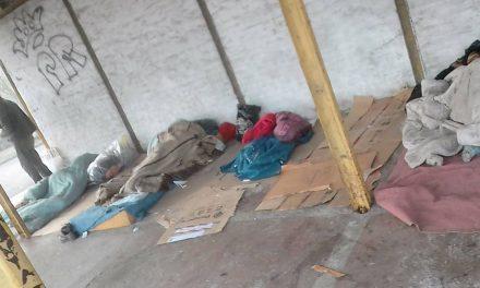 PREOCUPACIÓN POR GRAN CANTIDAD DE INDIGENTES EN ESPACIOS PÚBLICOS DE LA CIUDAD.