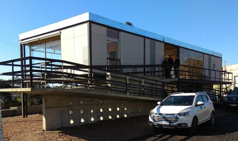El 16 de este mes se inaugurará la Estación Fluvial de Bella Unión