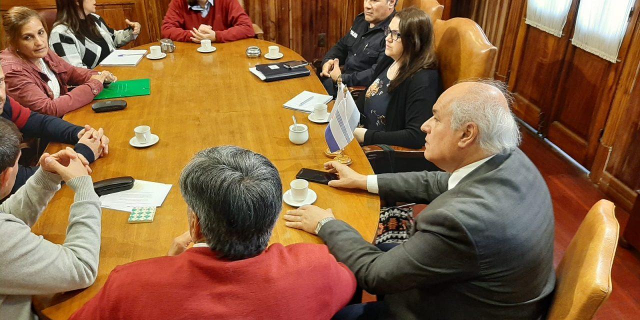 INSTITUCIONES SE REUNIERON POR PROBLEMÁTICA DE PERSONAS EN SITUACIÓN DE CALLE