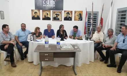 BLANCOS UNIDOS ENCARARÁN EL BALOTAJE