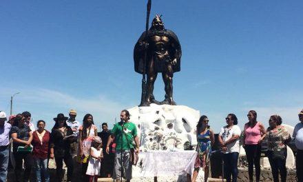 COSAS DE PUEBLO: SE INAUGURARON MONUMENTOS EN PINTADITO Y PUEBLO SEQUEIRA