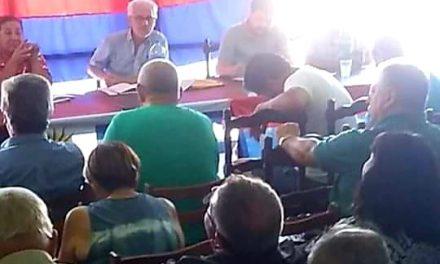 TRES CANDIDATOS PRESENTARÁ EL FRENTE AMPLIO PARA COMPETIR POR LA INTENDENCIA EN EL MES DE MAYO.
