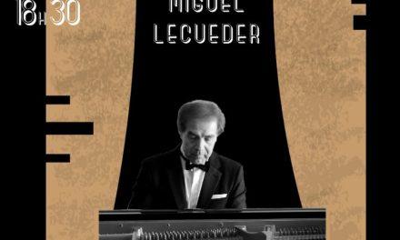 MIGUEL LECUEDER CONQUISTA PARÍS.