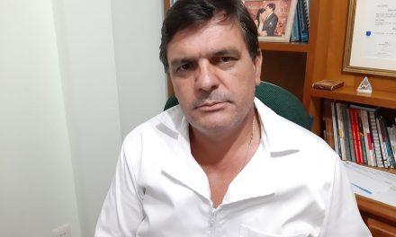 «PEDIMOS TRANQUILIDAD, EN LA CIUDAD SI FUERA NECESARIO HAY 19 RESPIRADORES»