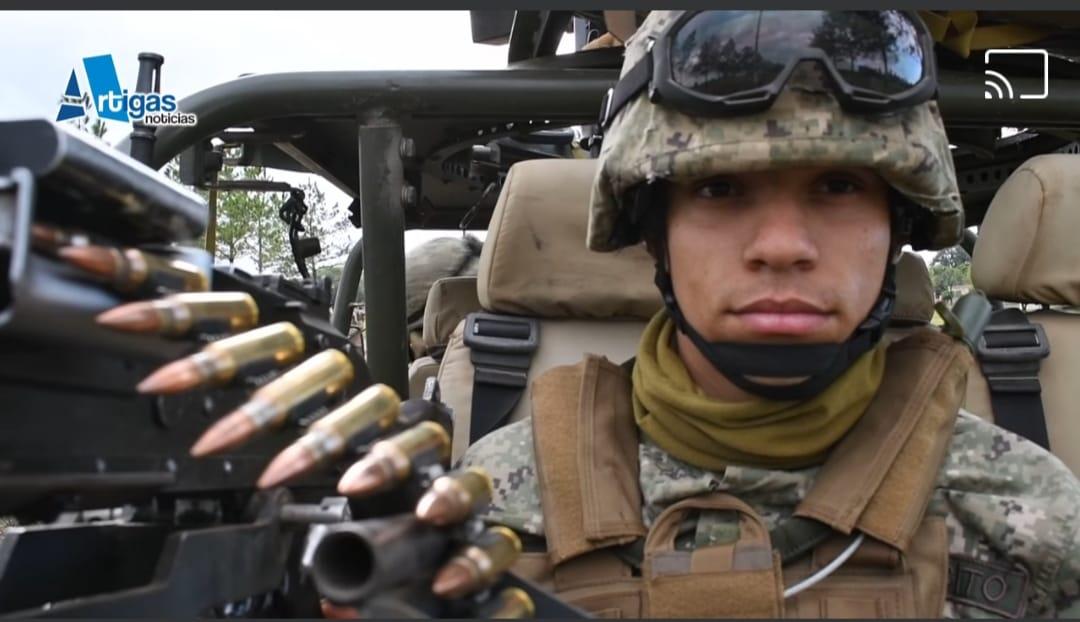 CANCILLERES DE URUGUAY Y BRASIL ANALIZAN COMO CONTROLAR LA FRONTERA DE ARTIGAS Y QUARAI.