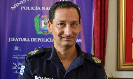 EL JEFE DE POLICÍA DE ARTIGAS, DR. ALBERTO GONZALEZ DIJO QUE HOY DESDE LAS 22 SE INCREMENTARÁ EL PATRULLAJE EN EL DEPARTAMENTO.