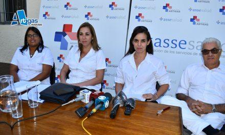 HOSPITAL INFORMÓ SOBRE PROTOCOLO DE ATENCIÓN Y NUEVAS LINEAS TELEFÓNICAS.