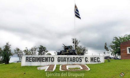 EL REGIMIENTO GUAYABOS CUMPLE 51 AÑOS DE VIDA.