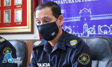 INCAUTACIÓN DE COCAINA LUEGO DE QUE FUERA ARROJADA DESDE UNA AVIONETA EN ARTIGAS.