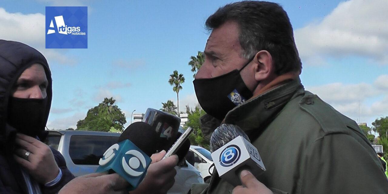 MINISTRO SALINAS HABLÓ DEL ABORTO.