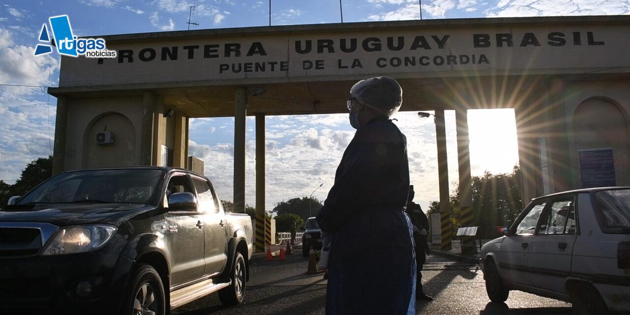 «LA ÚNICA SOLUCIÓN ES EL CIERRE PARCIAL DEL PUENTE INTERNACIONAL»