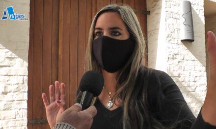 DIPUTADA VALENTINA DOS SANTOS GESTIONA ANTE OPP 200 PUESTOS DE TRABAJO PARA ARTIGAS.