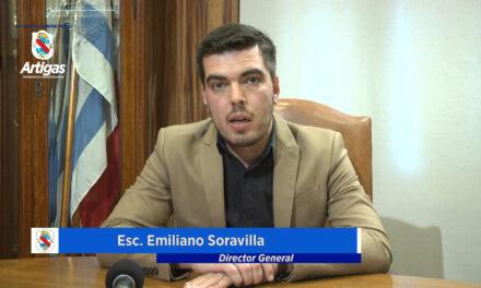 «EN TIEMPOS DE EMERGENCIA EL FUNCIONARIO MUNICIPAL ES EL QUE SIEMPRE ESTÁ»