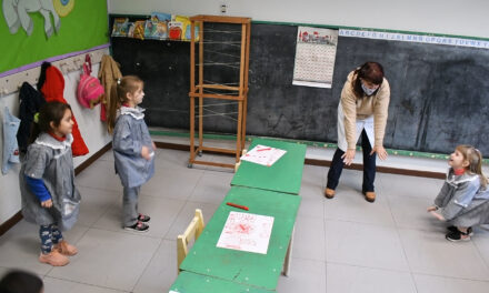 SEGUNDA FASE DEL RETORNO A CLASES EN ARTIGAS.
