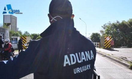 VALENTINA DOS SANTOS SE PONE AL HOMBRO RECLAMOS DE POLÍTICA DE FRONTERA.