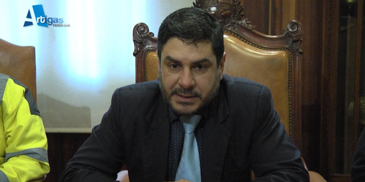 DIRECTOR DE TRÁNSITO DENUNCIA FAKE NEWS.