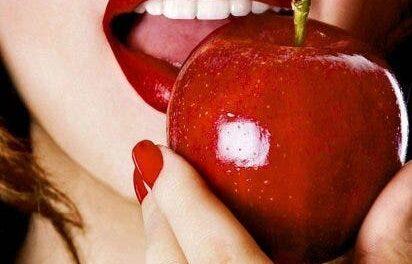 Las manzanas y el deseo sexual femenino.