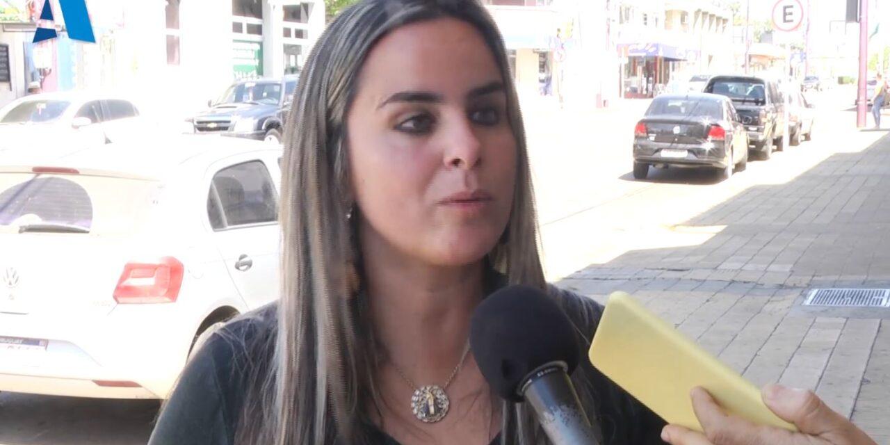 DIPUTADA DOS SANTOS DENUNCIA CAMPAÑA SUCIA , «NOS INTENTAN CAMBIAR LAS LISTAS Y REPARTEN LAS DE OCTUBRE»