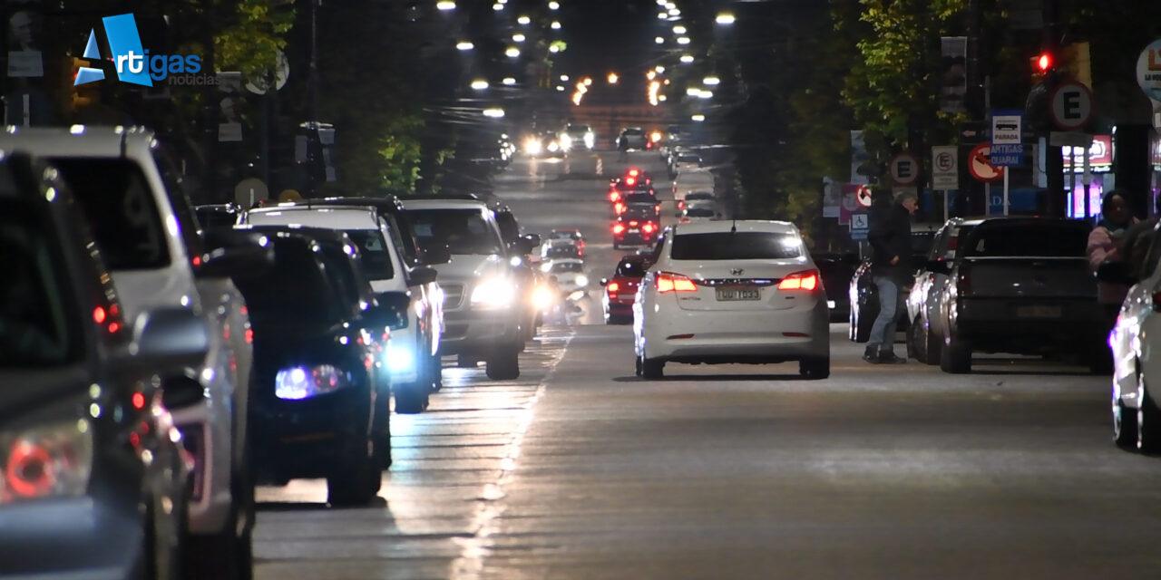 Vehículos solo podrán ser conducidos por su titular o personas autorizadas.
