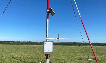 Inauguraron una estación meteorológica automática en Artigas.