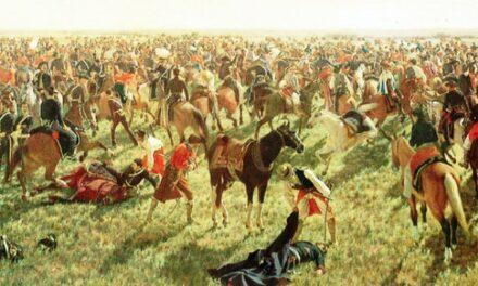 Conmemoración del 195.° aniversario de la Batalla de Sarandí