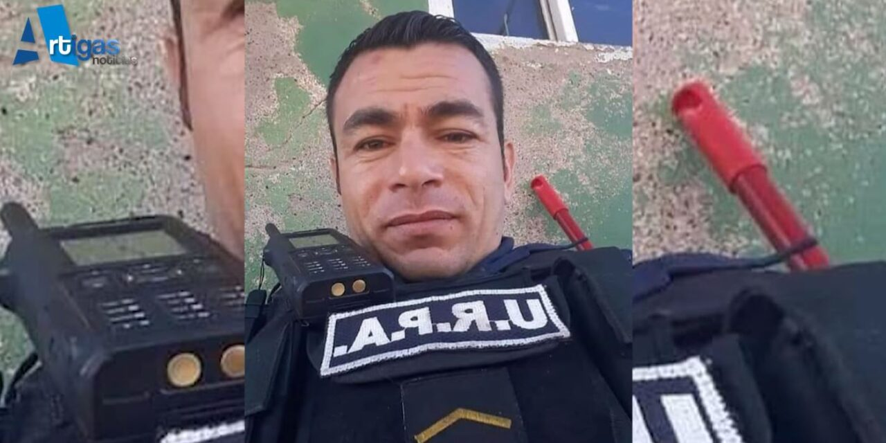 «ES UN DÍA LUCTUOSO PARA LA JEFATURA DE POLICÍA Y PARA TODA LA SOCIEDAD»